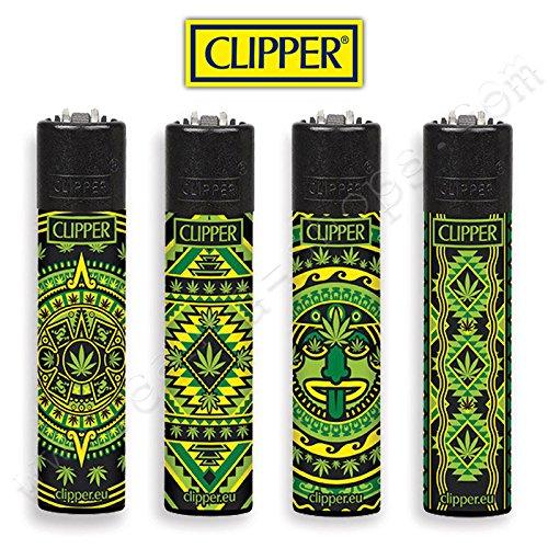 Clipper Lighter. Azteca