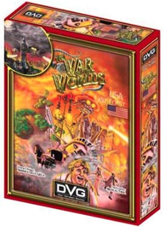 Board Games Juego de Mesa, Guerra del Mundo: Costa Este de EE. UU.: Amazon.es: Juguetes y juegos