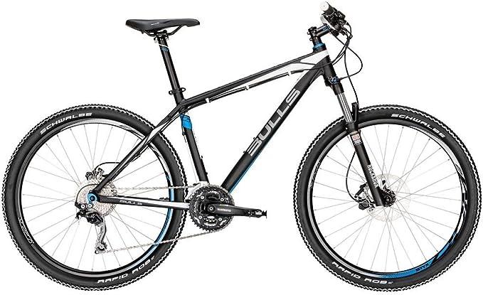 Bulls King Cobra Disc Hombre – Bicicleta de montaña (27,5, 30 ...
