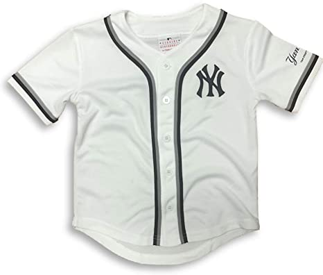 free shipping 7a685 1706e Amazon.com : OTS New York Yankees Button Down Youth Boy's ...