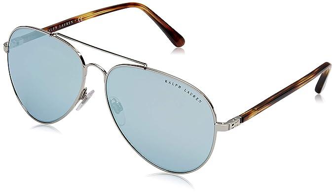 Ralph Lauren 0Rl7058 Gafas de sol, Silver, 62 para Mujer ...