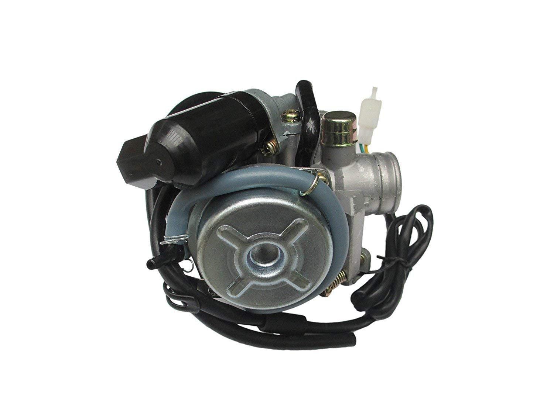 Aquiver Auto Parts New Carburetor for TrailMaster 150 XRS