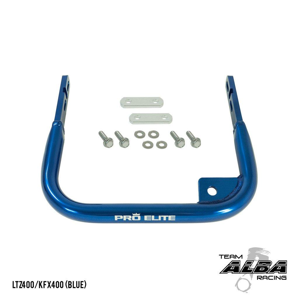 Suzuki LTZ 400 (2003-2008) ATV Rear Grab Bar Bumper Blue
