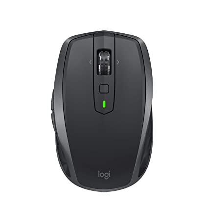 1b758cd60fa Logitech MX Anywhere 2S Wireless Mouse - Use on Any Surface, Hyper-Fast  Scrolling