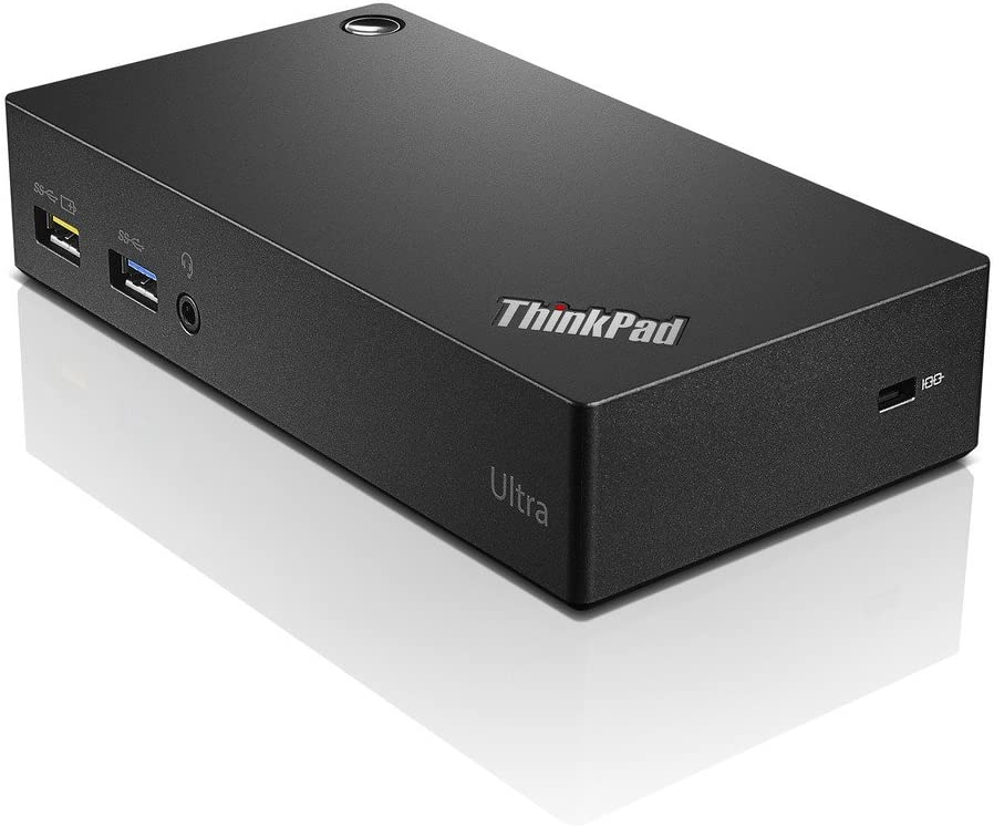 Lenovo Thinkpad USB 3.0 Ultra Dock US (40A80045US)