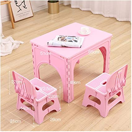 Tavoli Pieghevoli Per Bambini.Wfeng Tavoli E Sedie Pieghevoli Per Bambini Tavoli E Sedie