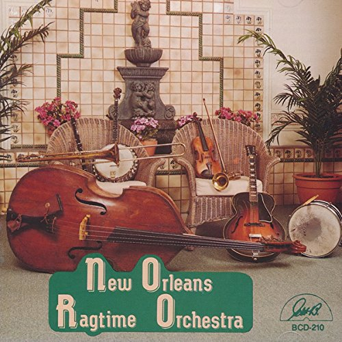 New Orleans Ragtime Orchestra by Vanguard