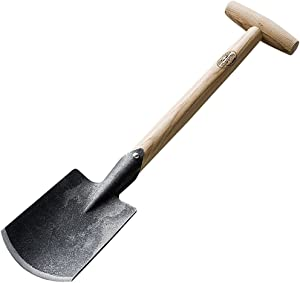 DeWit Perennial Spade with Short Handle