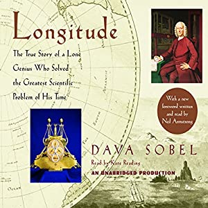 Longitude Audiobook