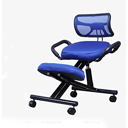 Image Unavailable  sc 1 st  Amazon.com & Amazon.com: Correction Chair Kneeling Chair with Back Support ...