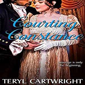 Courting Constance Audiobook