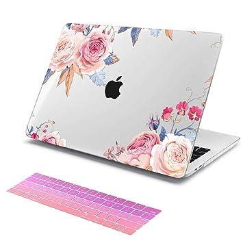 Amazon.com: Batianda - Carcasa rígida para Apple MacBook Pro ...