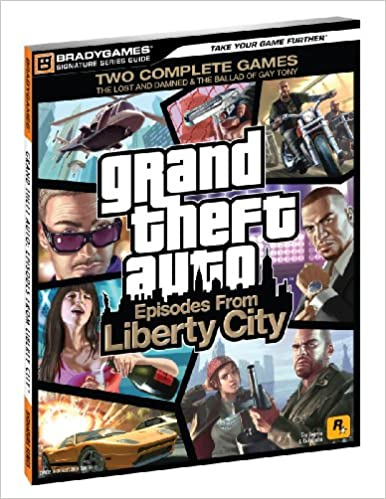 Grand Theft Auto: Episodes from Liberty City Signature Series