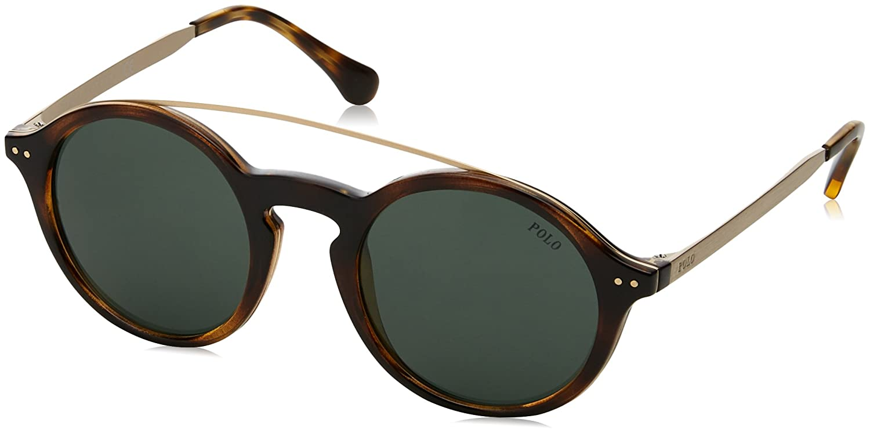 Ralph Lauren POLO 0PH4122 Gafas de sol, Dark Havana, 55 para Mujer ...