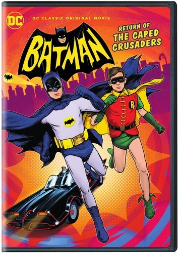 Batman: Return of the Caped Crusaders (Batman Return Of The Caped Crusaders Comic)