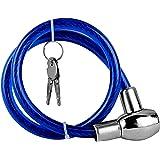 ALLEXTREME Multi Function Steel Helmet Lock