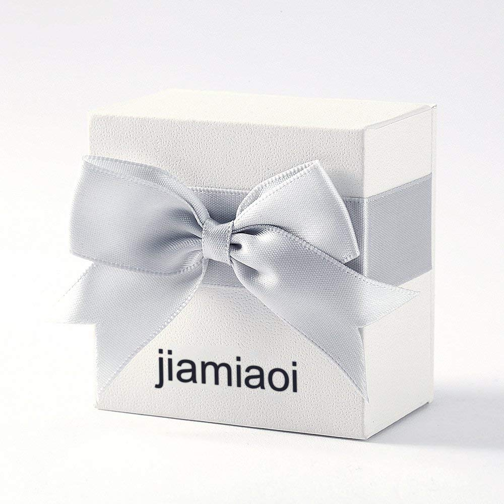cadeau pour femme jiamiaoi Joli collier de chat en argent sterling avec pendentif pour femmes filles bijoux de chat jolie bo/îte-cadeau