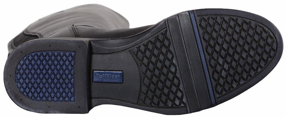 TuffRider Children's Baroque Field Boots, Black, 12 Slim Regular by TuffRider (Image #2)