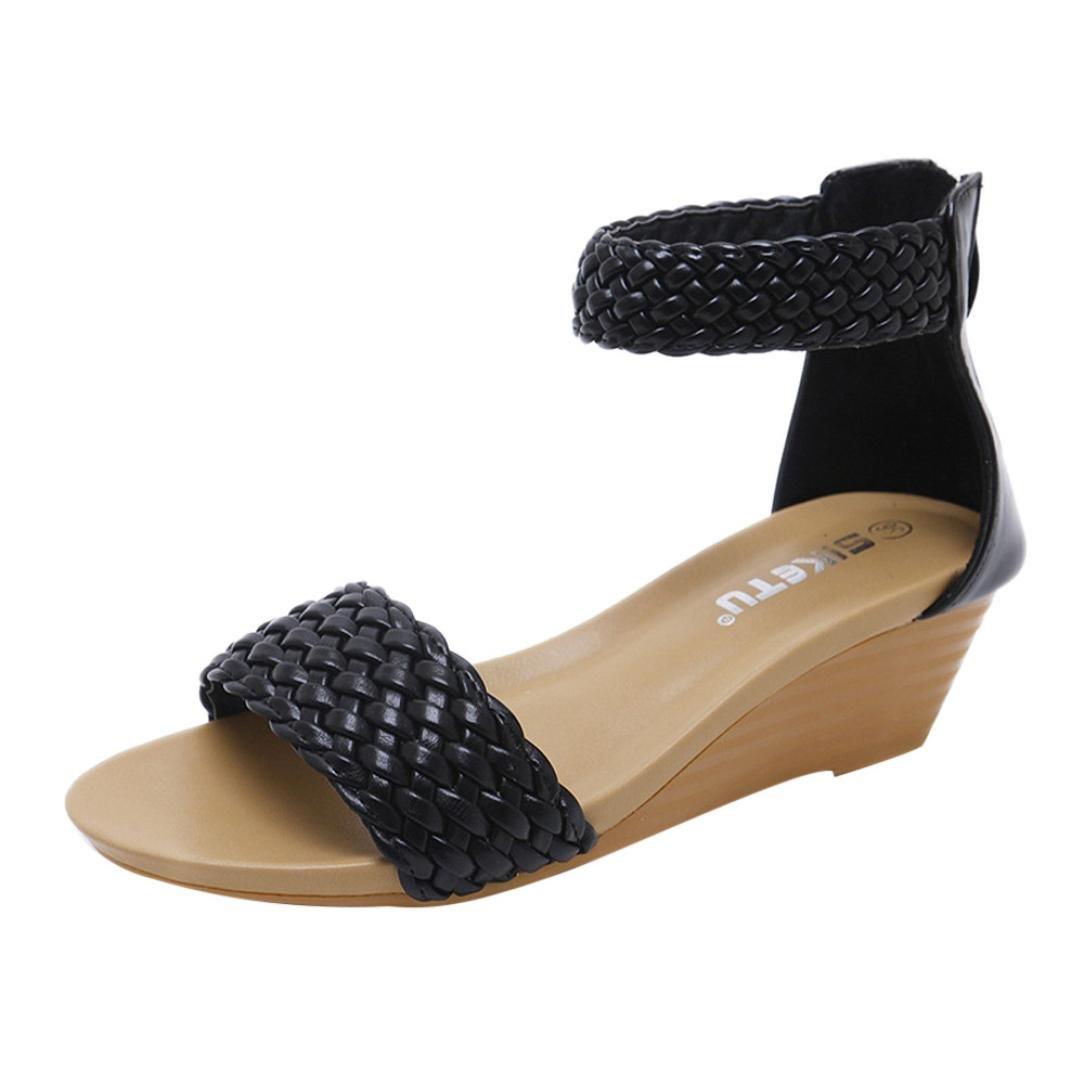 Jamicy B01M8PXSIM_Sandals Noir Sandales Femme Femme Noir f628565 - boatplans.space