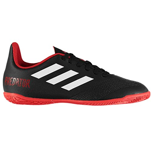 adidas Predator Tango 18.4 In, Zapatillas de Fútbol Unisex para Niños, Negro Cblack/