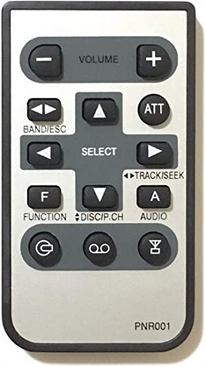 USBRMT New Pioneer Replacement Remote PNR001 for Pioneer CD MP3 Car Radio Stereo Most Models