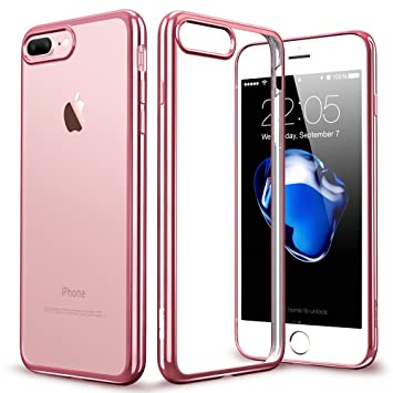 coque iphone 7 plus silicone amazon