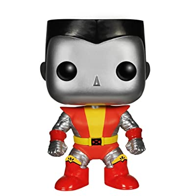 Funko POP Marvel: Classic X-Men - Colossus Action Figure: Funko Pop! Marvel:: Toys & Games