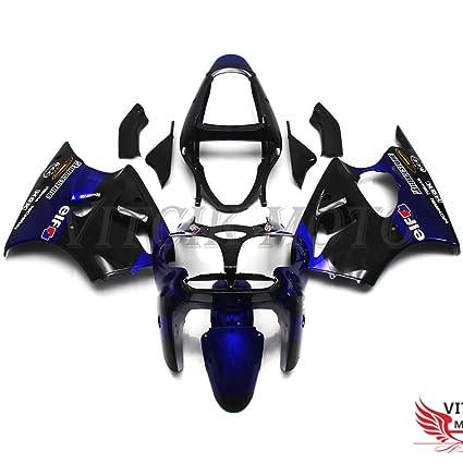 Amazon.com: VITCIK (Fairing Kits Fit for Kawasaki ZX6R ZX-6R ...