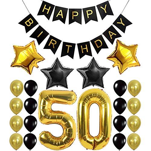 Kit de decoración para fiesta de 30 cumpleaños, diseño de ...