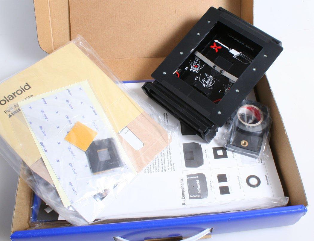 Pinhole Camera Kit//Photography//Lightproof Box