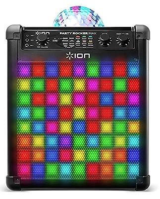 Ion Audio Party Rocker Max | Wireless Rechargeable Speaker