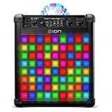 Ion Ipa73 Party Rocker Max Bt Speaker Party Lights