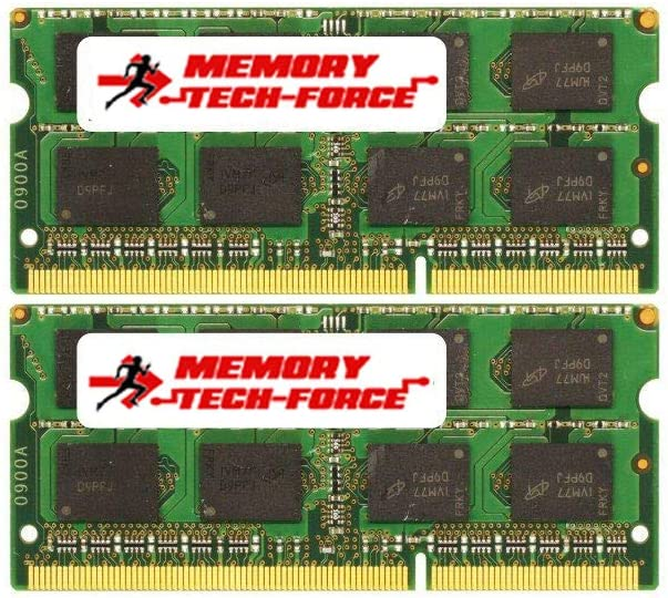 DDR SODIMM Memory Tech-Force 1GB 512MBx2 512MBx2 266Mhz DDR266 PC2100 for Jetway Jetway P4M890DMP Motherboard 200 pin 1 GB DDR2-400MHz