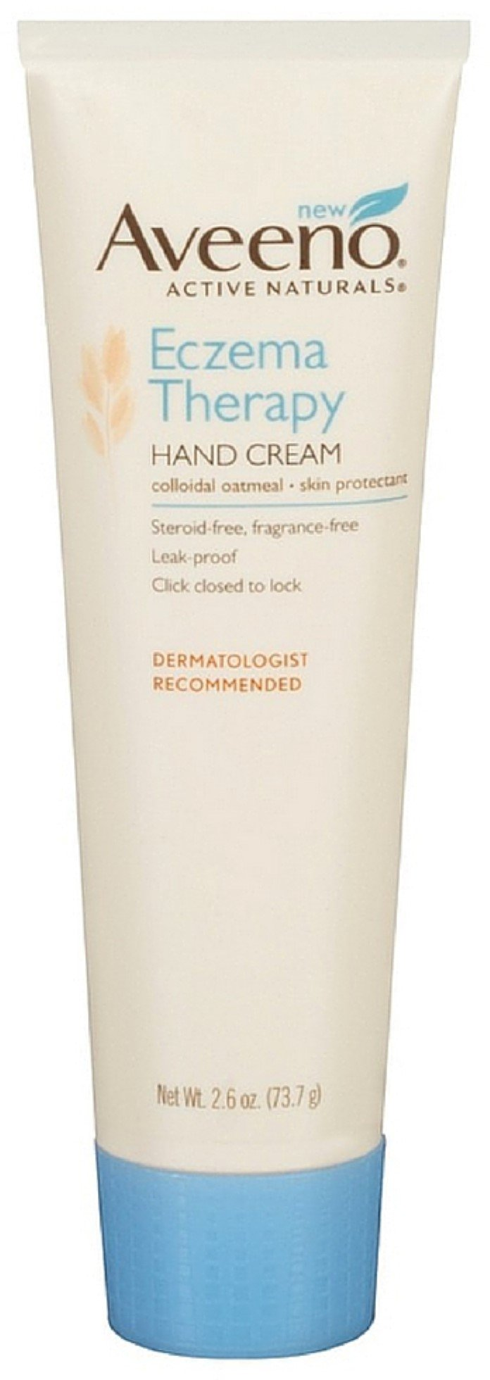 AVEENO Active Naturals Eczema Therapy Hand Cream 2.60 oz (Pack of 6) by Aveeno