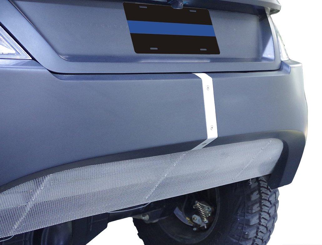 Bewild Brand Thin Blue Line License Plate