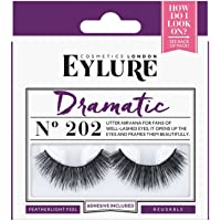 Eylure Strip Lashes No. 202 (Dramatic)