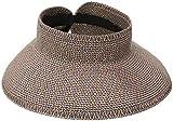 San Diego Hat Company Women's Visor, Bright, One Size
