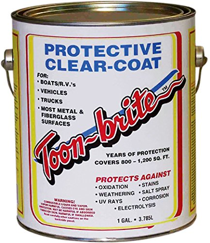 Toon-Brite Protective Clear P1000 (Clear Coat Marine)