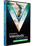 コーレル VideoStudio Ultimate 2019 UPG/特別優待乗り換え/アカデミック版 公式ガイドブックデータ・123RF素材チケット付き