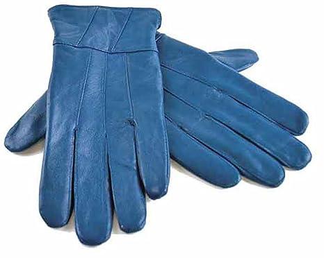 1e1d34a82e89c6 Rjm Damen-Handschuhe, gefüttert, Schafsleder, mit Schleife ...