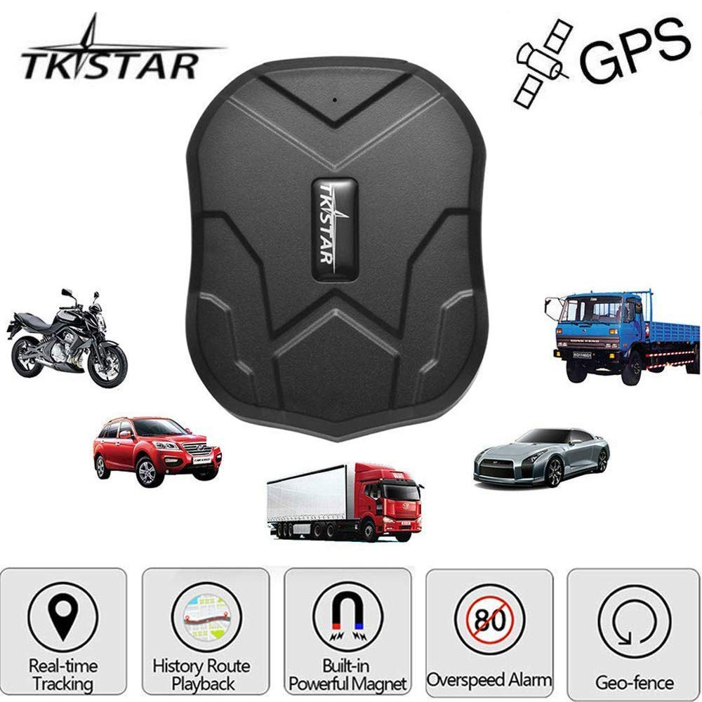 Vehicle Gps Tracking >> Tkstar Hidden Vehicles Gps Tracker Waterproof Real Time Vehicle Gps Tracker Anti Theft Alarm Car Tracking Device Strong Magnet For Motorcycle Trucks