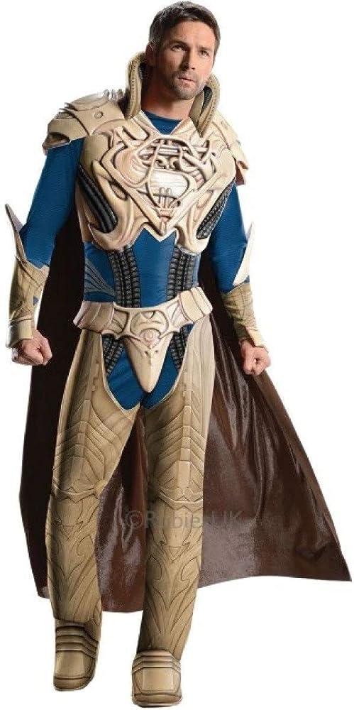 Rubies - Disfraz Oficial de Superman JOR-El Deluxe, Talla XL ...
