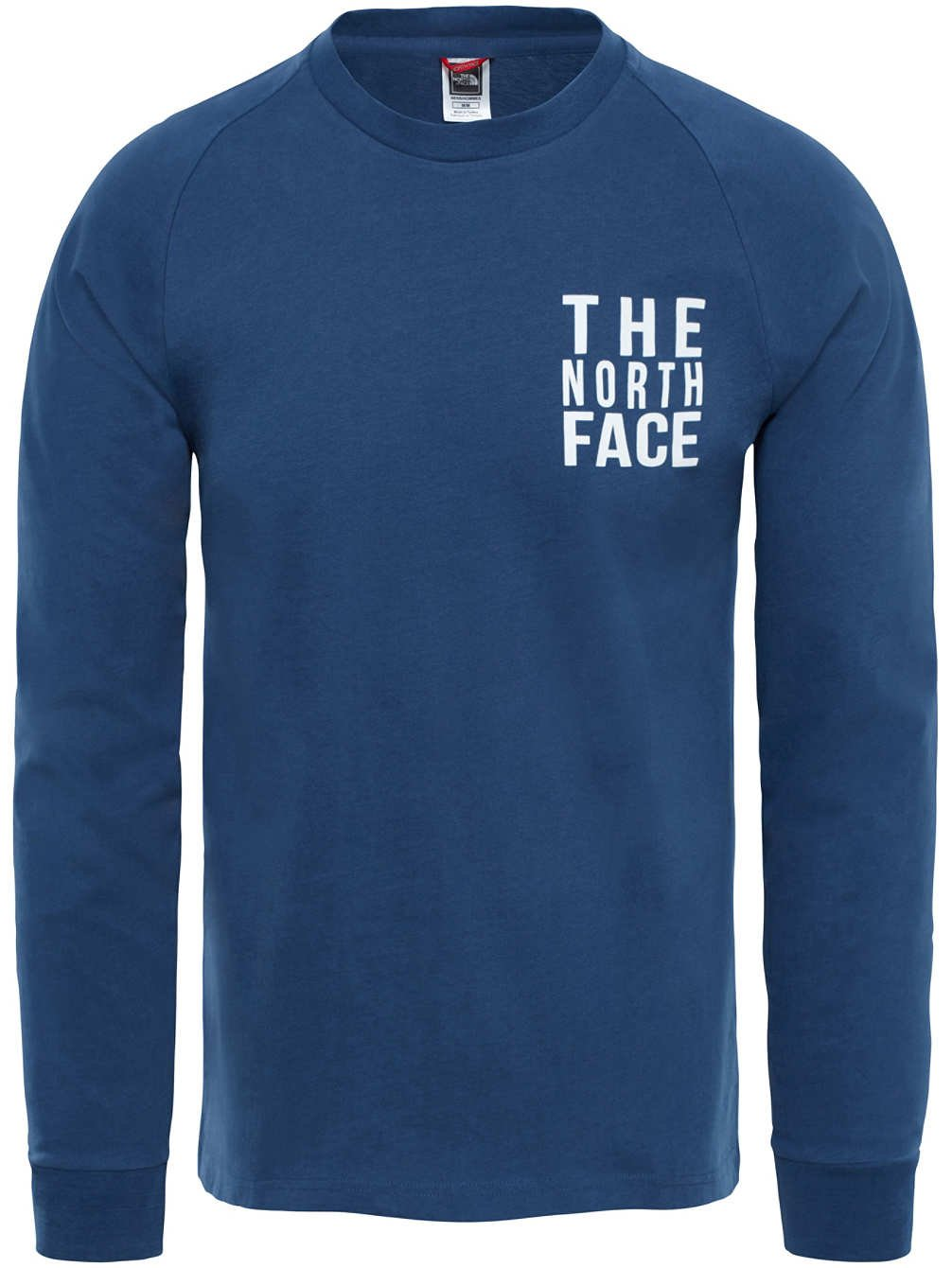 THE NORTH FACE M L/S Ones T Shirt, Herren