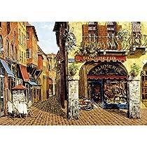 Colors of Italy, Salumeria - Educa 1500 Piece Puzzle by Educa