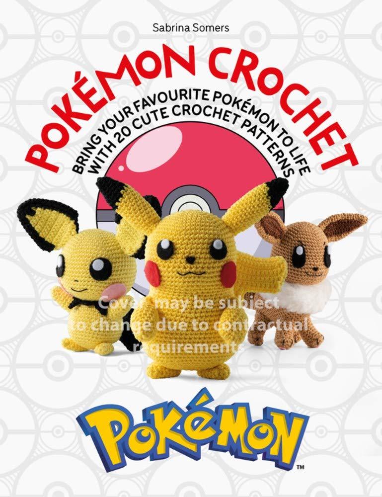 Crochet Pokemon Patterns - Crochet Now | 1000x769