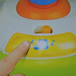 winfun- Sillita Andador con Actividades y Sonidos (Colorbaby 44732 ...