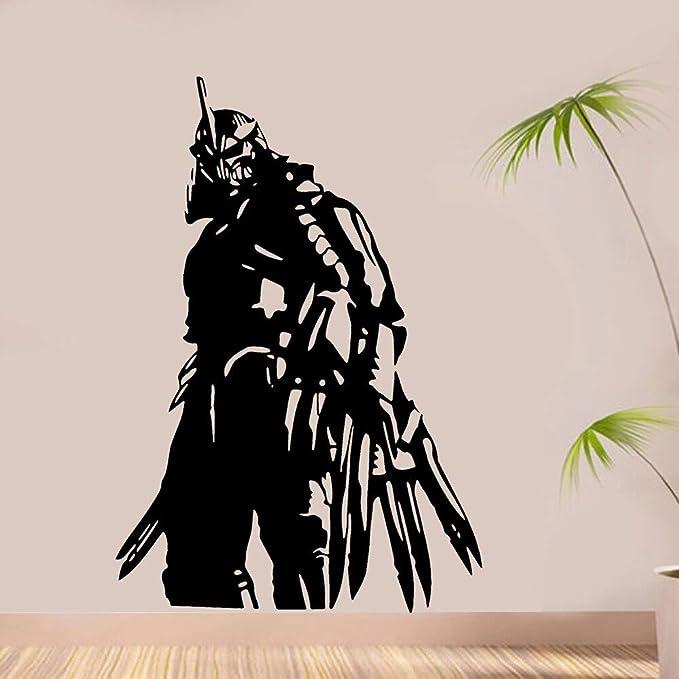 Amazon.com: Ninja Turtles Sticker Shredder Wall Decal Home ...