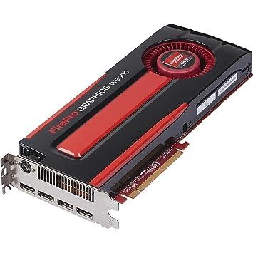 AMD FirePro W8000 - Tarjeta gráfica de vídeo Profesional (4 ...