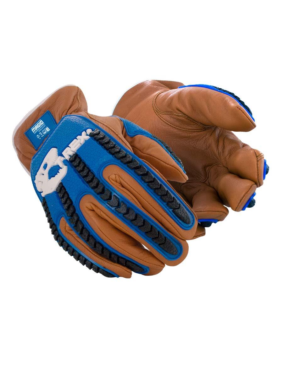 Winter Thermal Impact Work Glove, 8/M