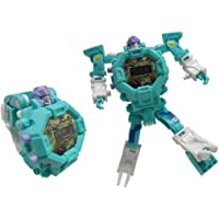 Rescue Bots,Prime Toys Digital Watch for 3-6-year-old Girls and Boys as Birthday School Gift(Green)